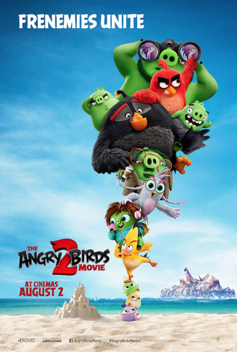 The Angry Birds Movie 2 Free Online