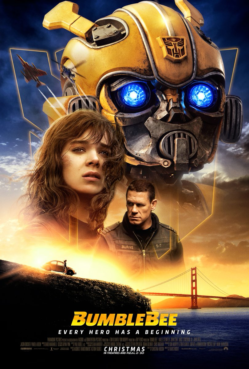 Bumblebee (2018) Watch Full Video Free Online