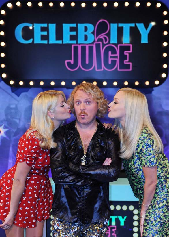 Celebrity Juice Series Episodes