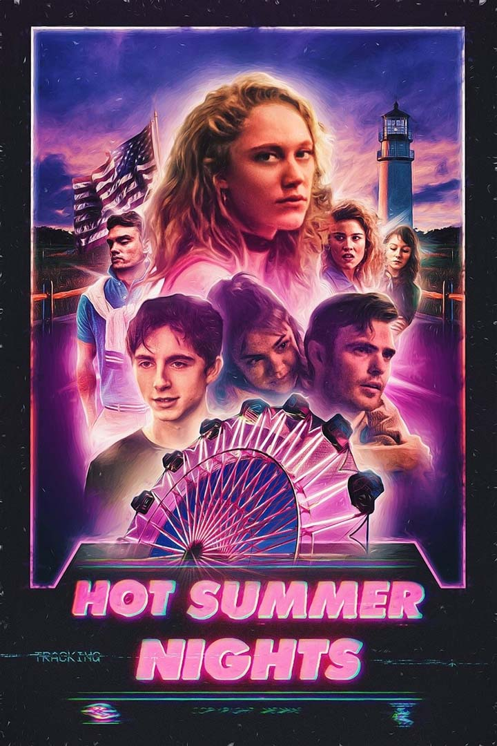 Hot Summer Nights (2018) Full Movie Free Online