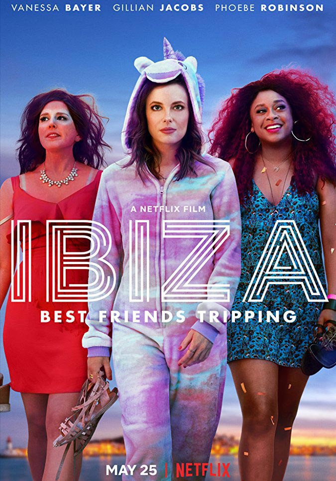 Ibiza (2018) Full Movie poster Free Online
