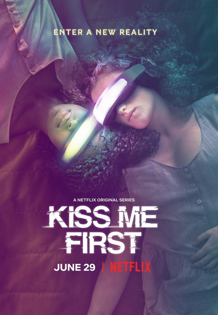 Kiss Me First TV series channel4