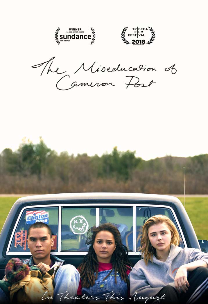 The Miseducation of Cameron Post 2018 Watch Full Video Free Online
