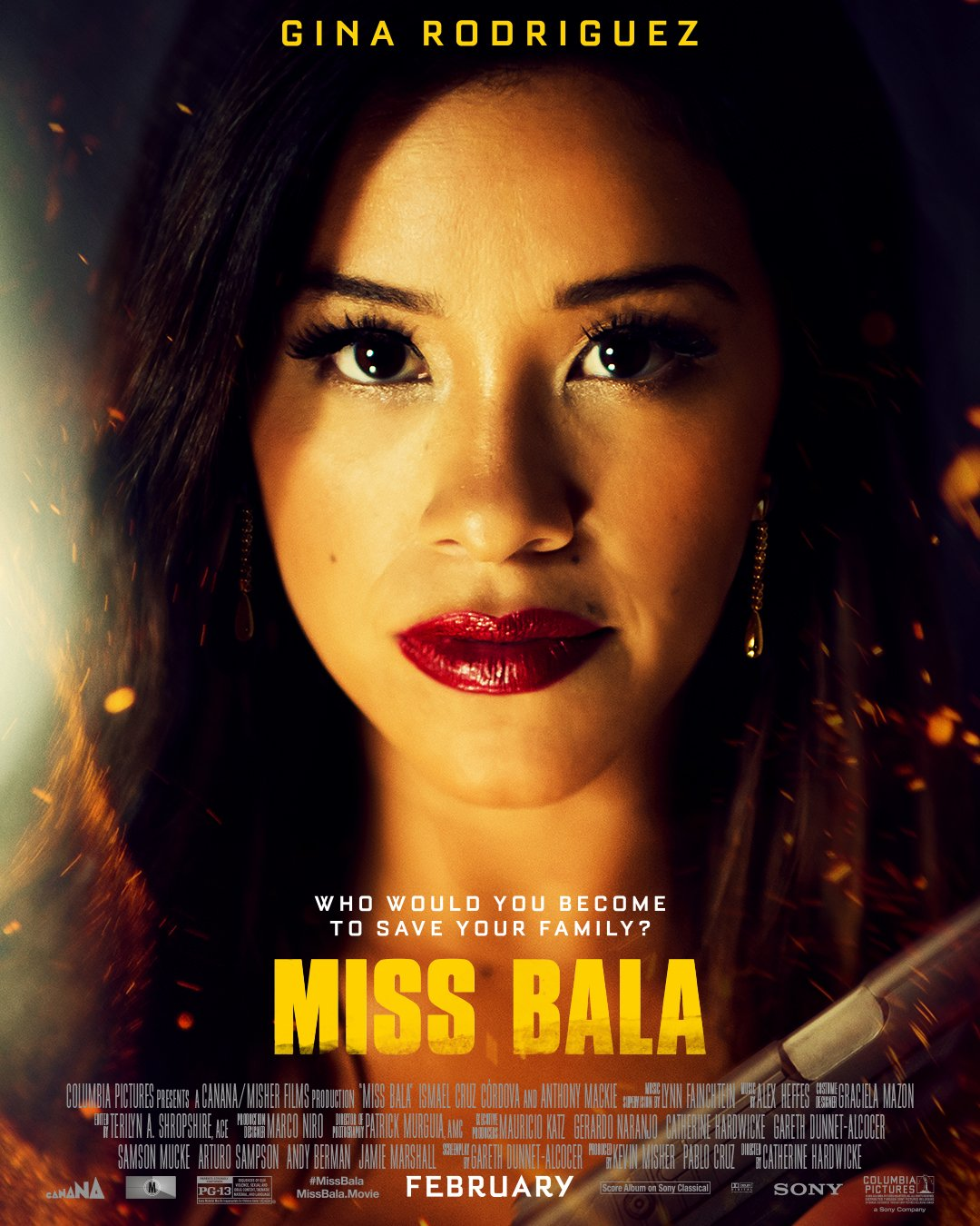 Miss Bala 2019 Full Movie Free Online