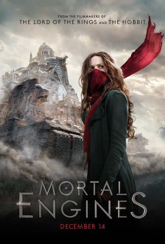 Mortal Engines (2018) Full Movie Free Online