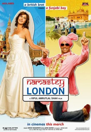 Namastey London is a 2007 Indian drama film Movie Free Online