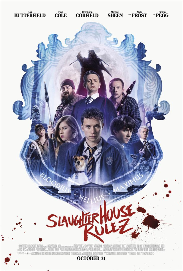 Slaughterhouse Rulez (2018) Watch Full Video Free Online