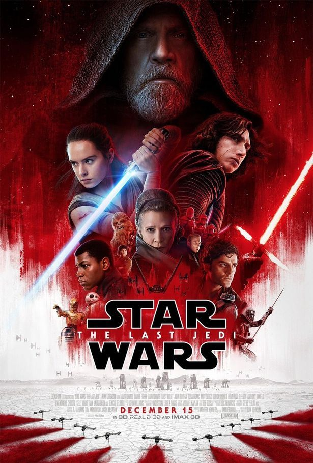 Star Wars - The Last Jedi (2017) Episode VIII Full Movie Free Online lucasfilms