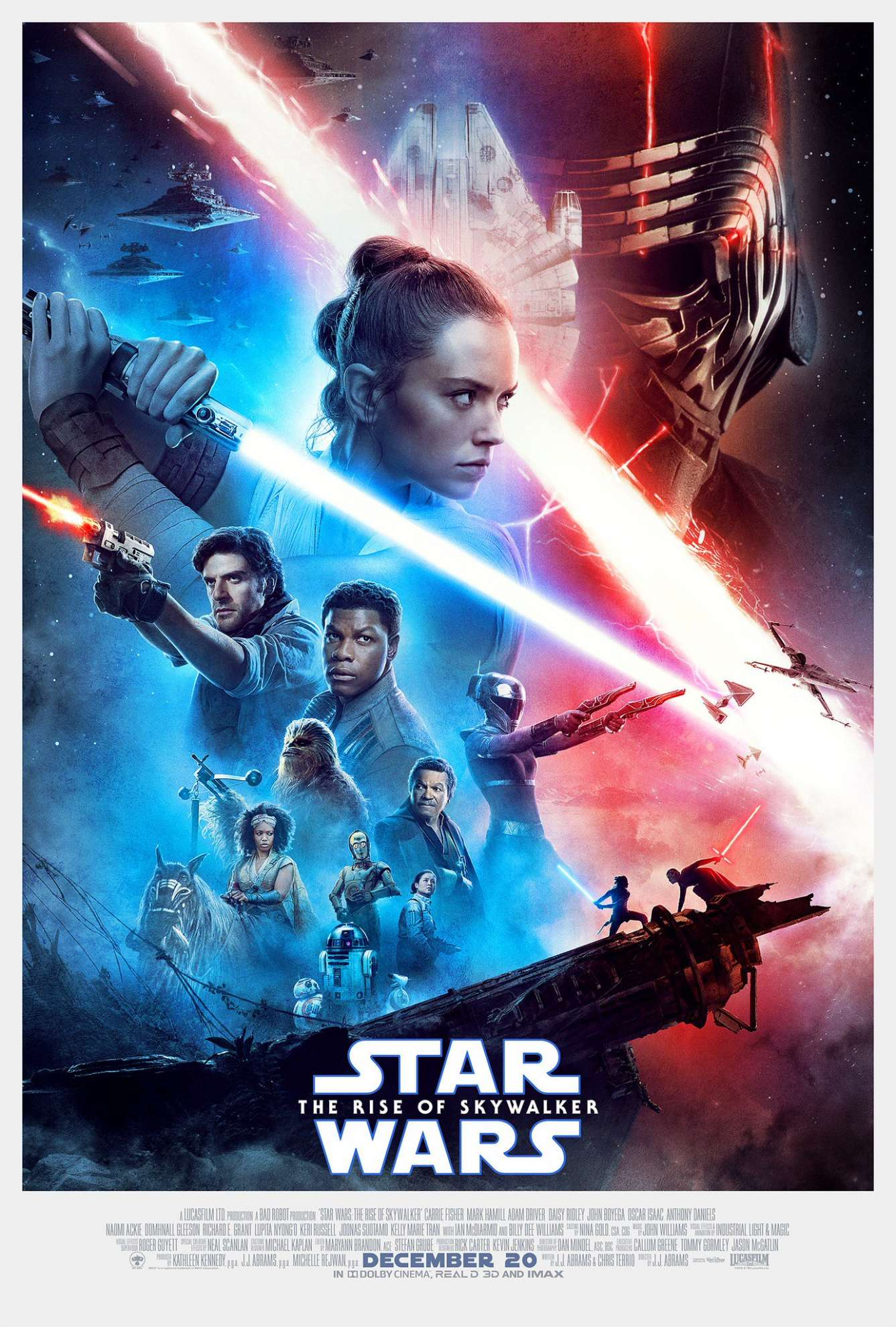 Star Wars: The Rise of Skywalker Movie Free Online