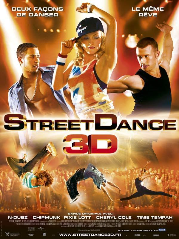 StreetDance Step up 3D Full Dance Music Movie Free Online