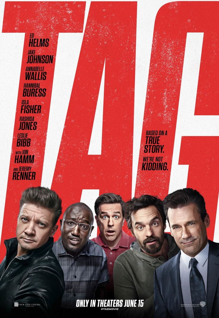 Tag (2018) Full Movie Free Online