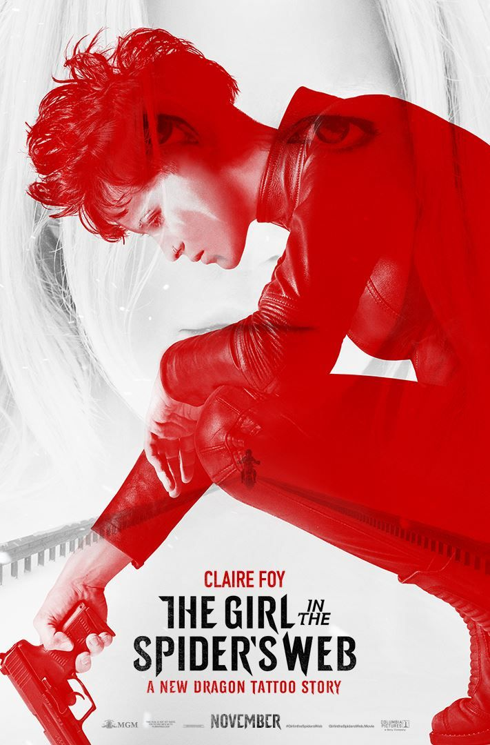 The Girl in the Spider's Web (2018) Watch Full Video Free Online
