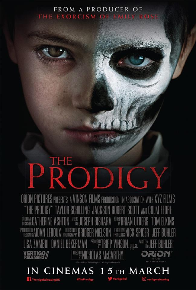 The Prodigy 2019 Full Movie Free Online