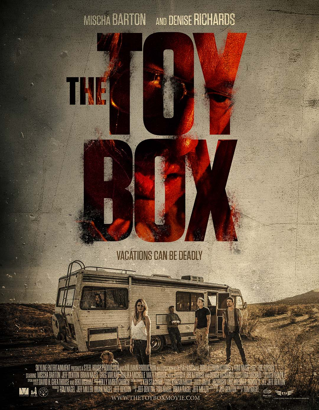 The Toy Box 2018 Movie
