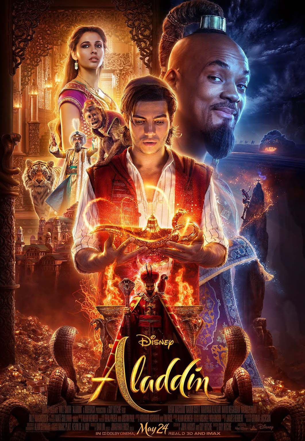 Aladdin (2019) Watch Full Video Free Online