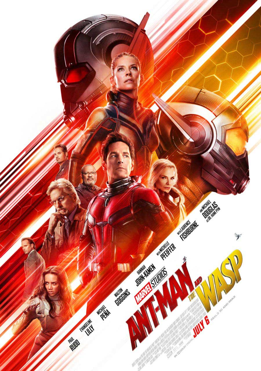 Ant-Man and The Wasp (2018) Full Movie Free Online