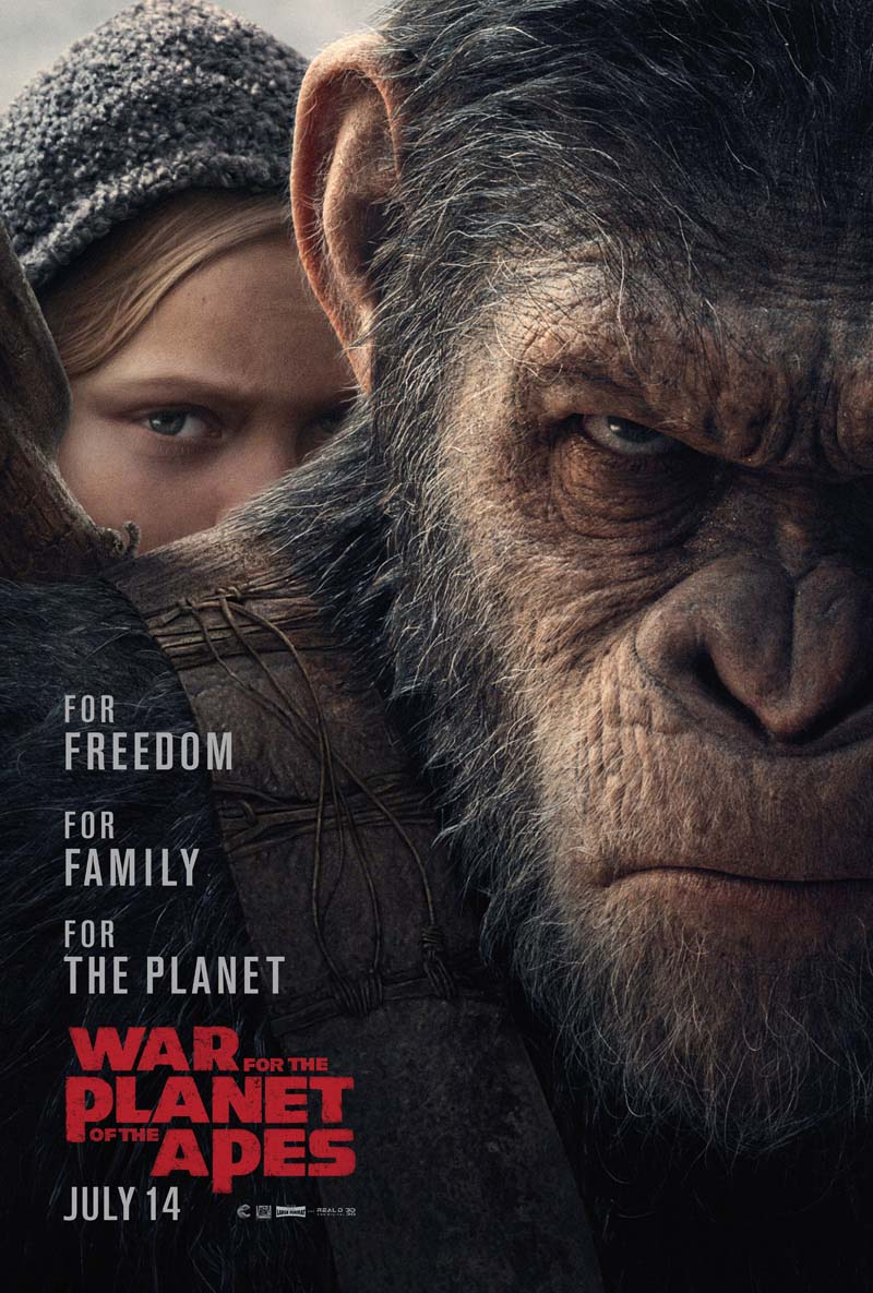 War for the Planet of the Apes (2017)