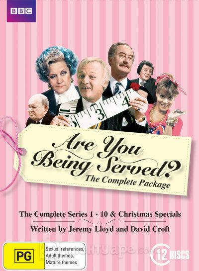Are You Being Served? 200 Episodes