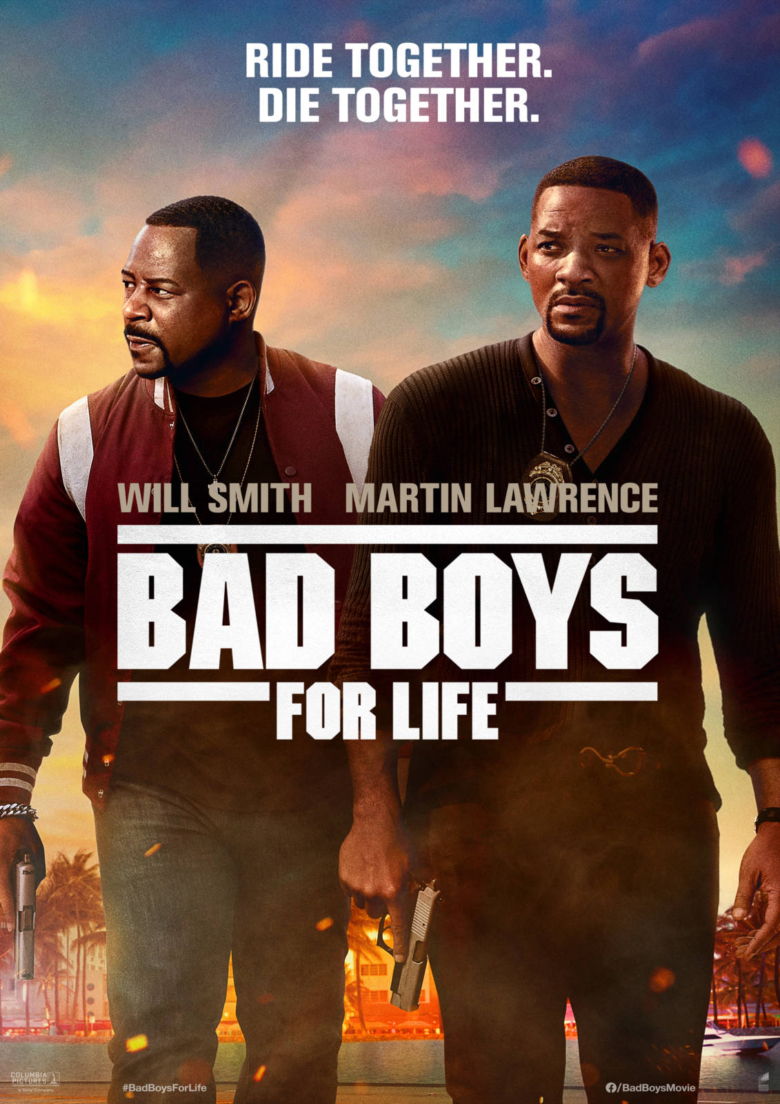 Bad Boys for Life Marcus Burnett is now a police inspector and Mike Lowery is in a midlife crisis. They unite again when an Albanian mercenary, whose brother they killed, promises them an important bonus.