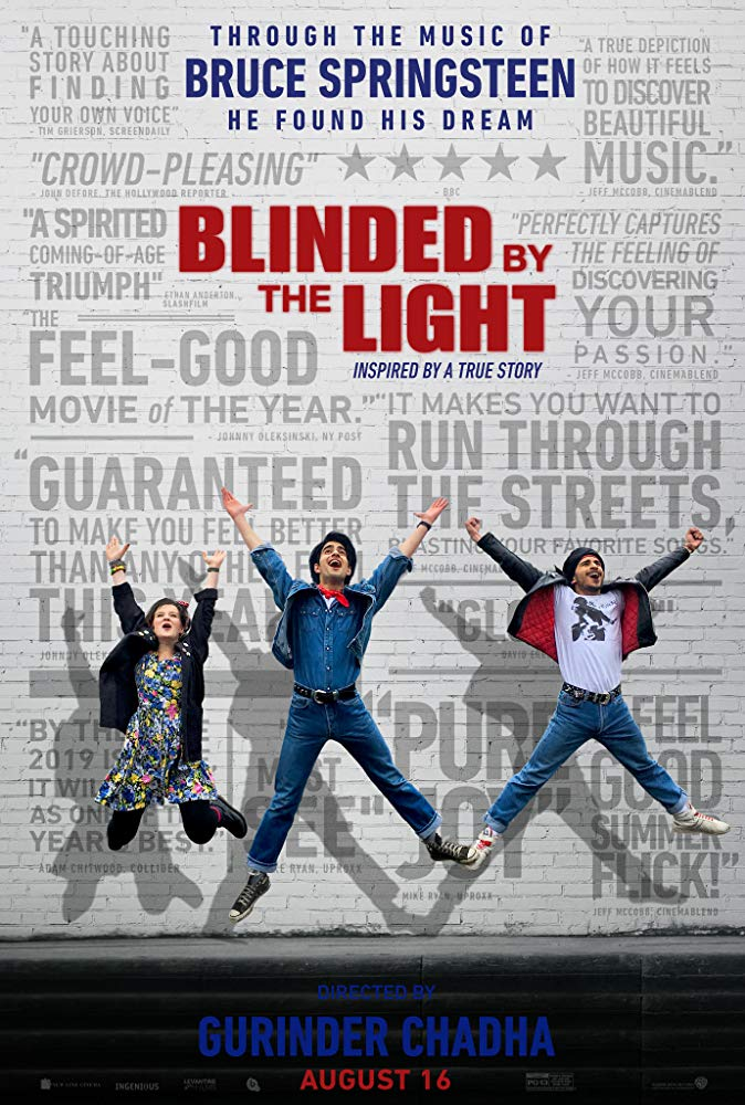 Blinded By The Light Full Documentary 2019 Free Online