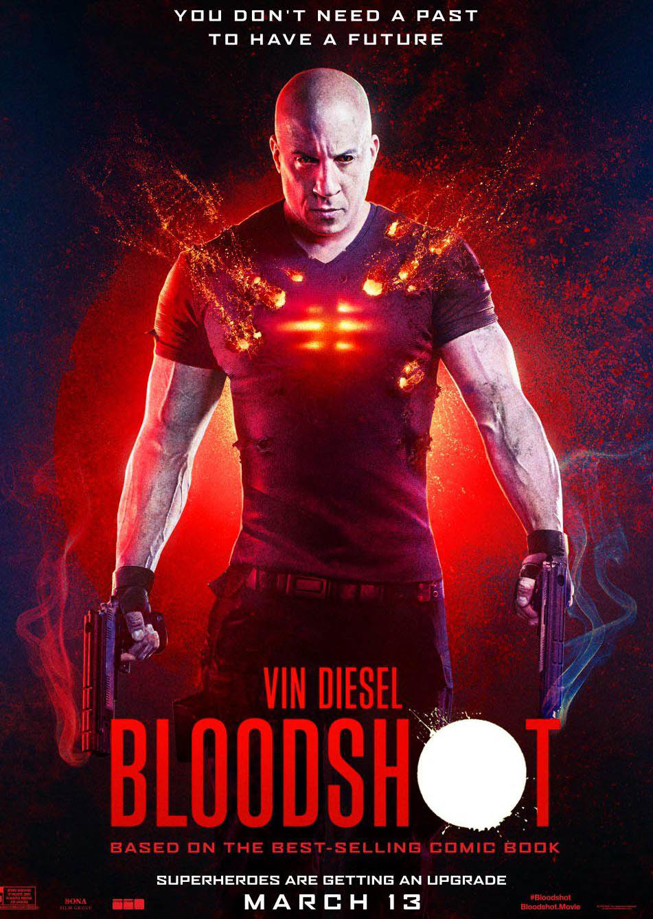 Bloodshot (2020) Official Full Movie Free Online