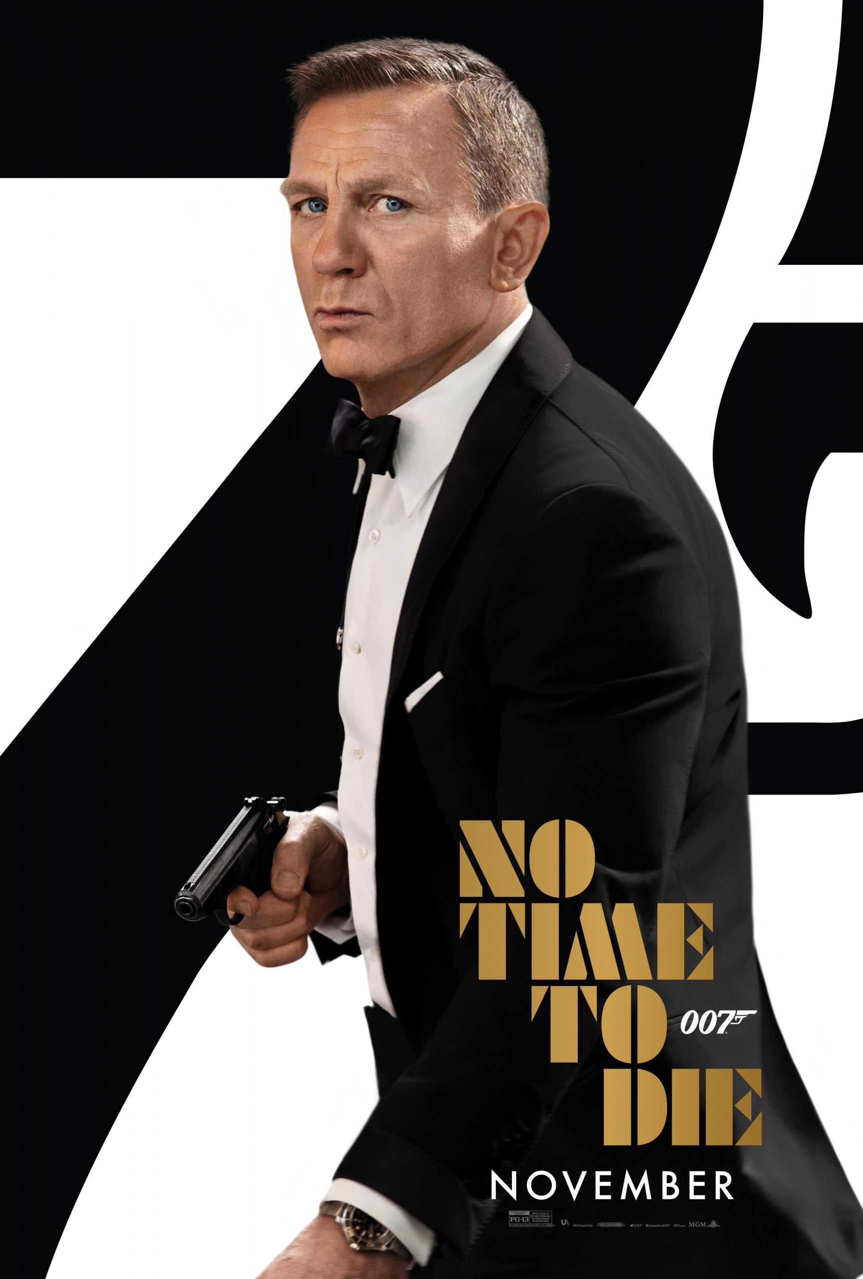 Movie,No Time To Die,poster,2021,