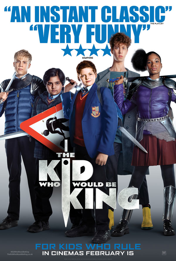 The Kid Who Would Be King (2019) Official Full Movie Free Online