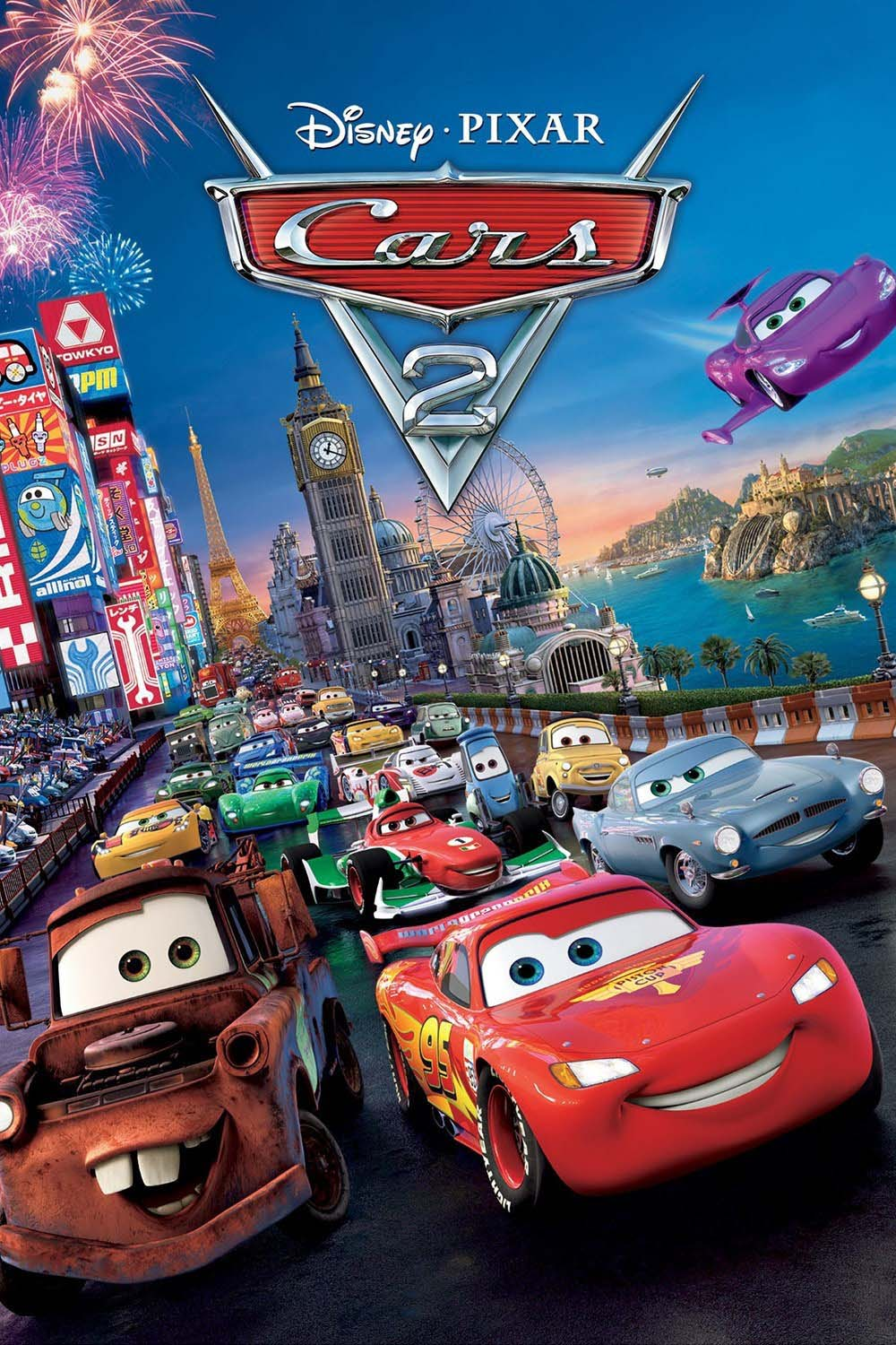 Cars 2 Full Movie Free Online