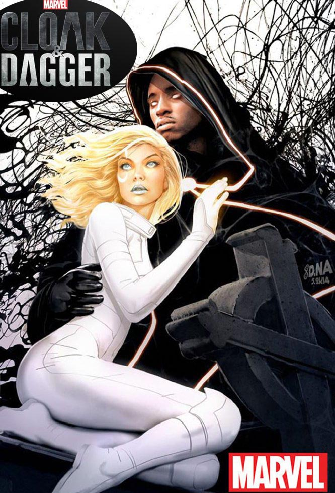 Cloak & Dagger  TV series netlix