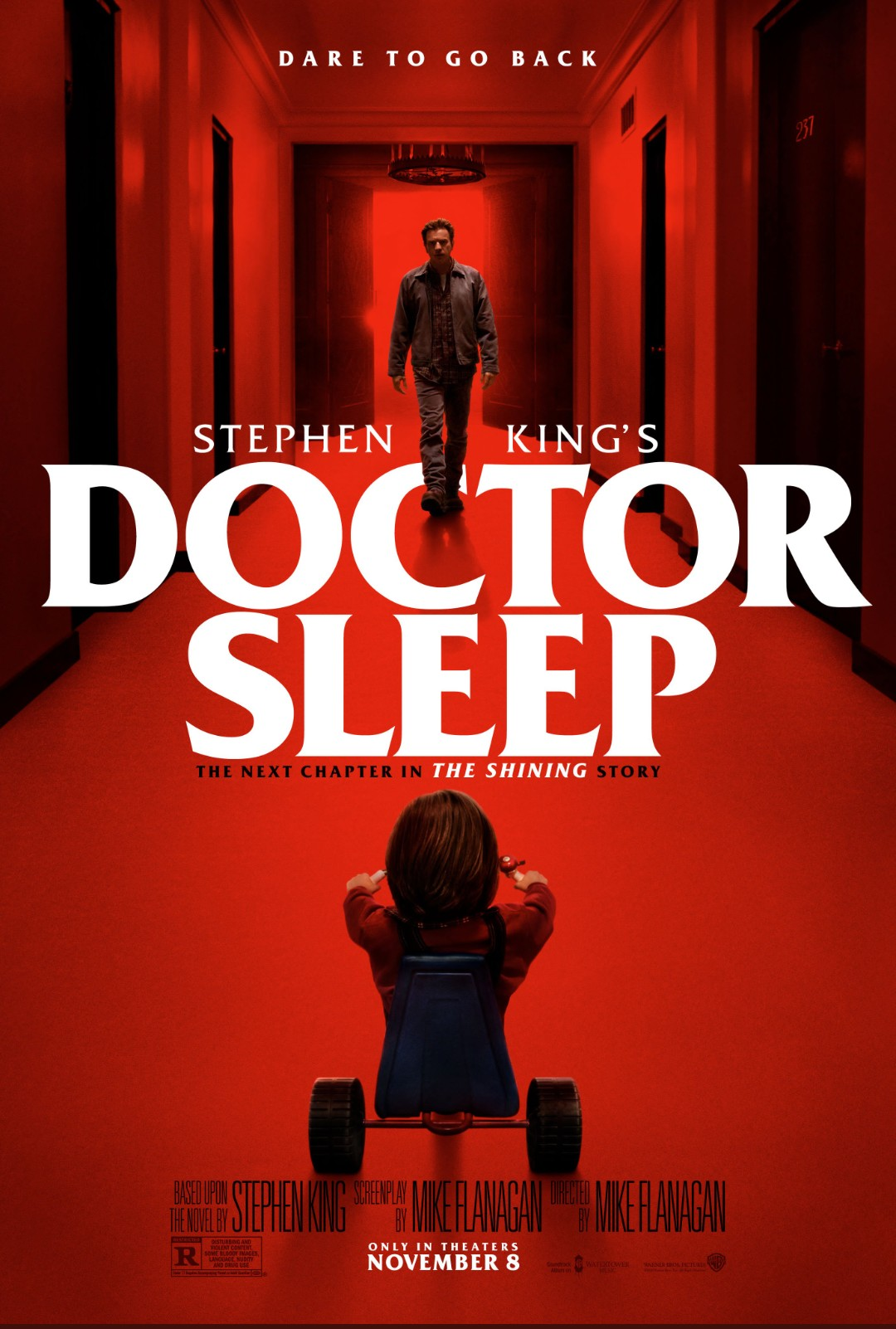 Doctor Sleep(2019) - Movie Trailer Video
