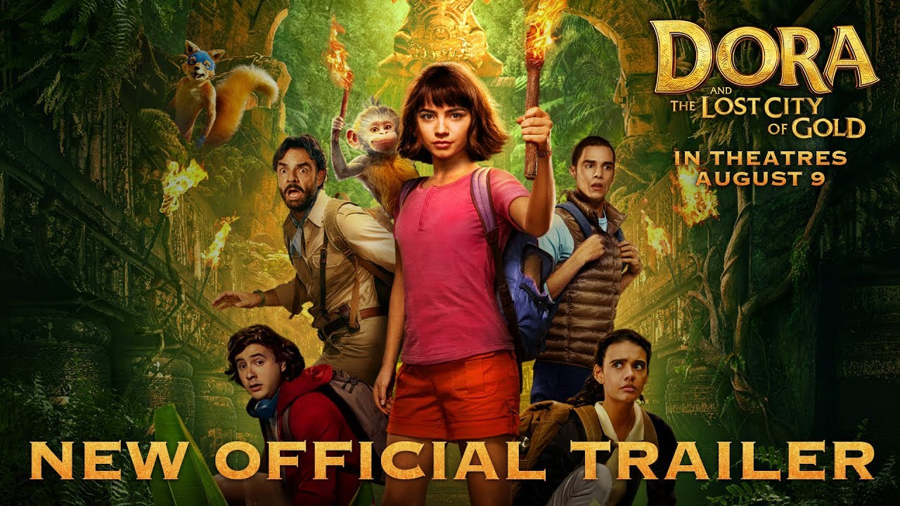 Dora and the Lost City of Gold - Movie 2019 Video