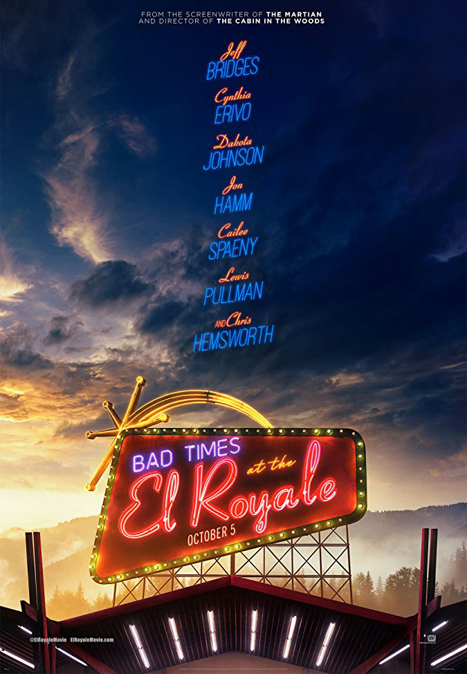 Bad Times At The El Royale 2018 Full Movie Free Online