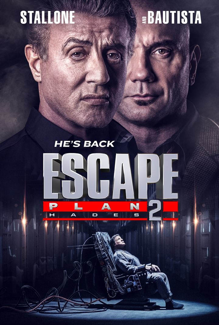 Escape Plan 2 (2018) Official Full Movie Free Online
