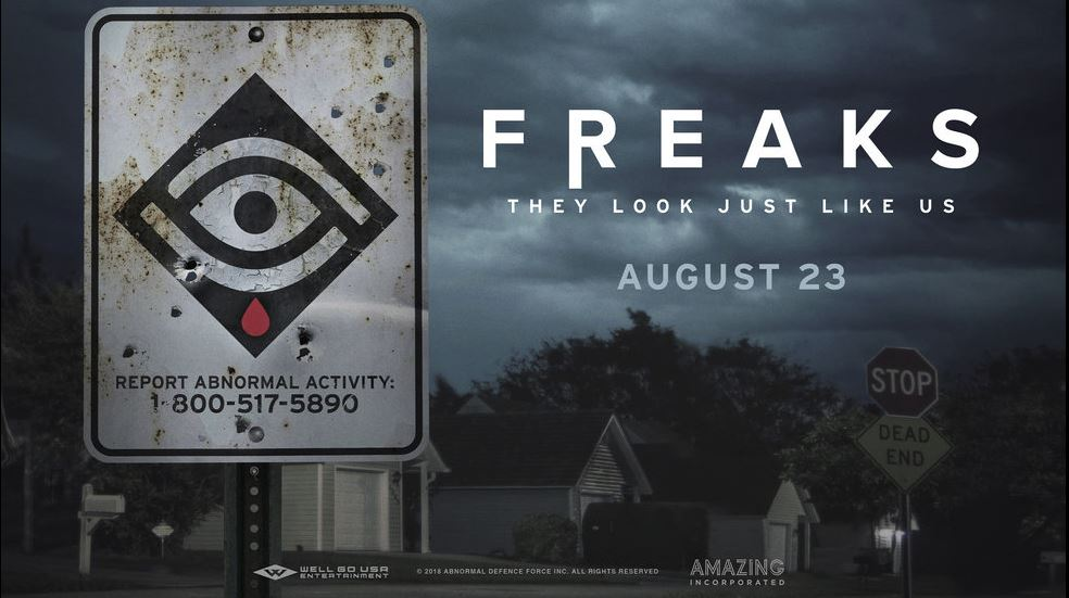 Freaks (2019) Full Movie Free Online