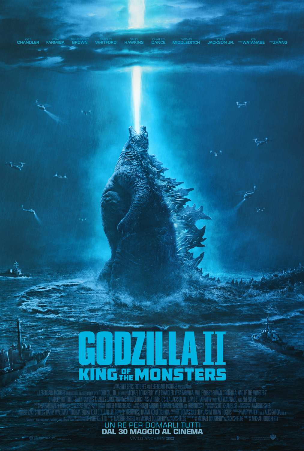 Godzilla: King of the Monsters (2019) Official Full Movie Free Online