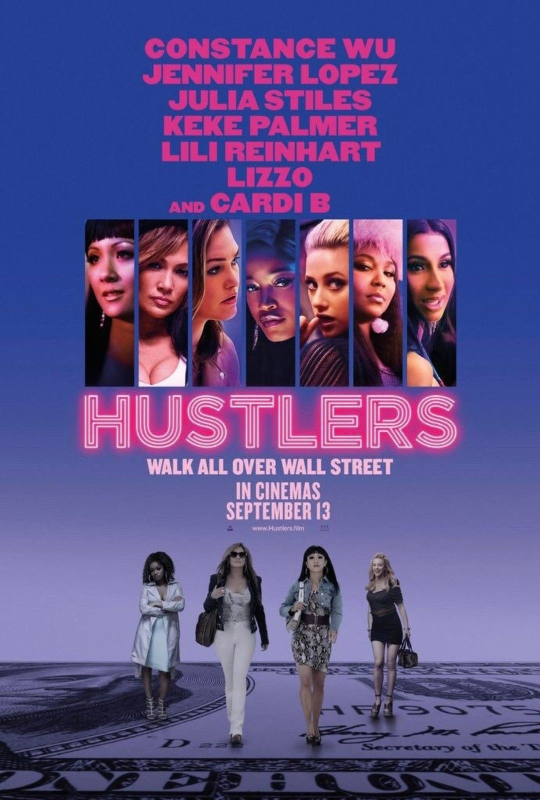 Hustlers (2019) Official Full Movie Free Online