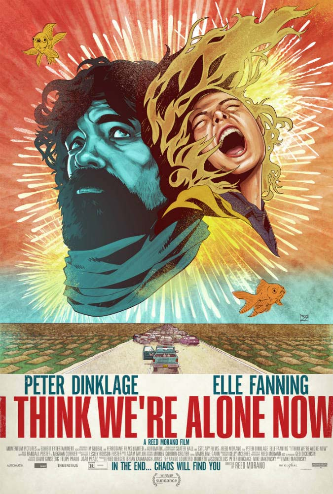 I Think We're Alone Now (2018) Movie Free Online