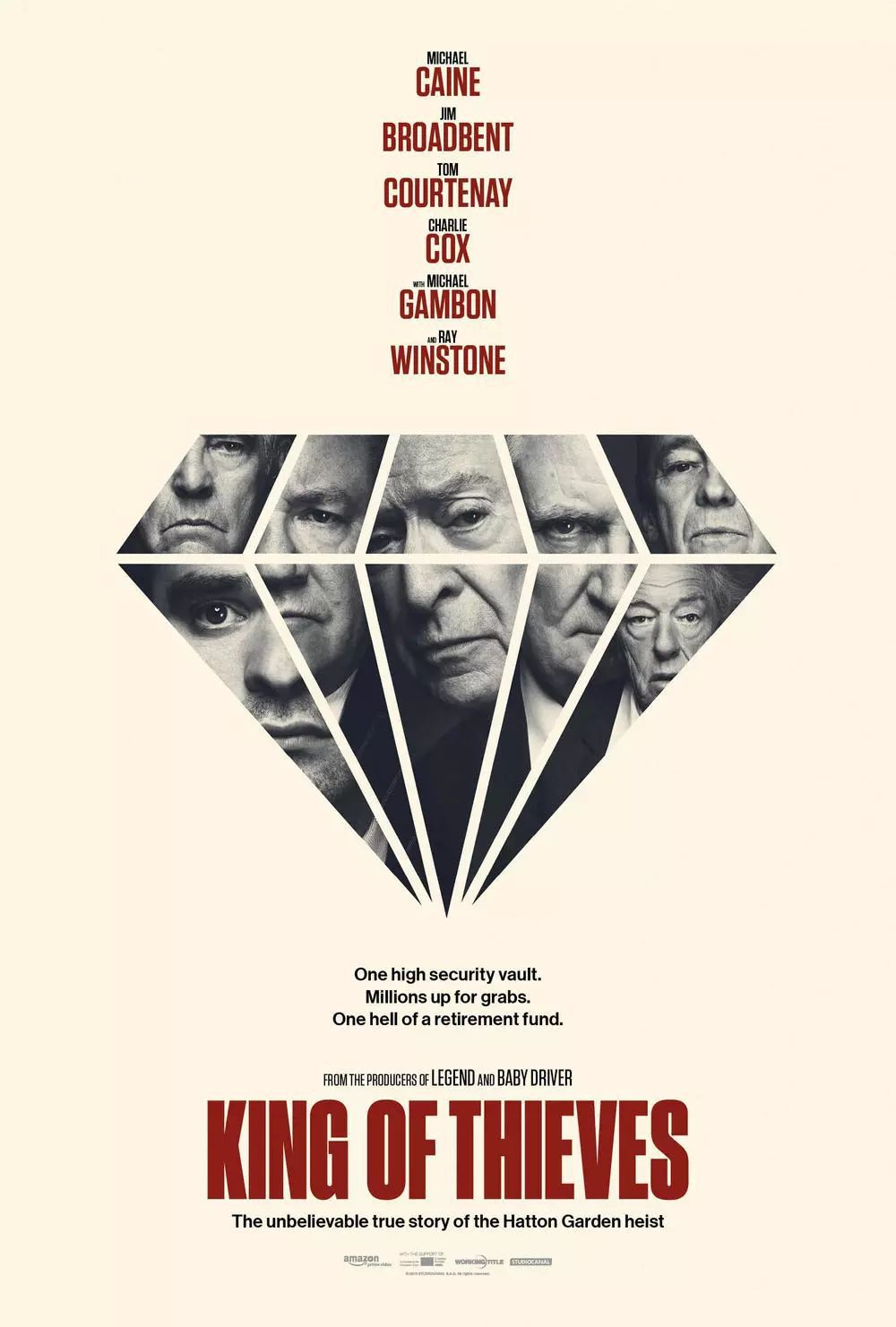 King of Thieves (2018) Watch Full Video Free Online