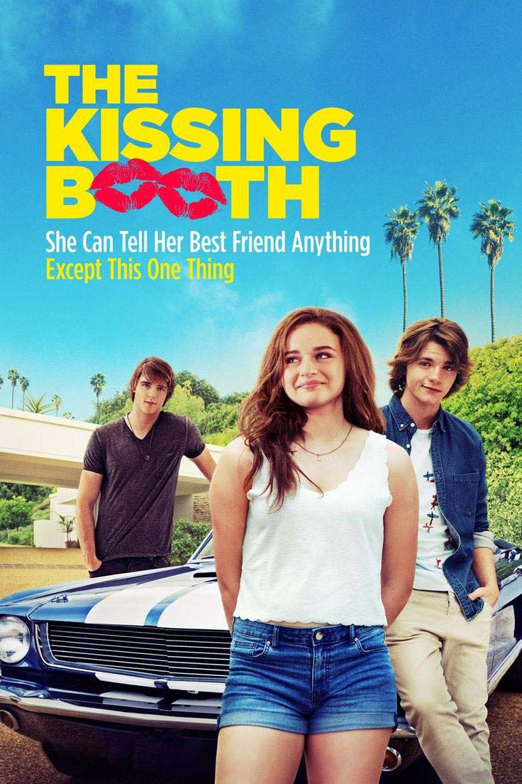 When teenager Elle's first kiss leads to a forbidden romance with the hottest boy in high school, she risks her relationship with her best friend.