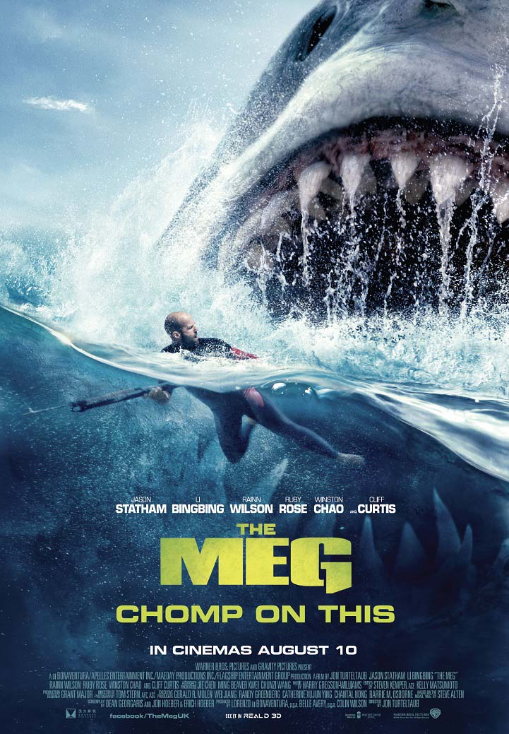 The Meg (2018) Full Movie Free Online