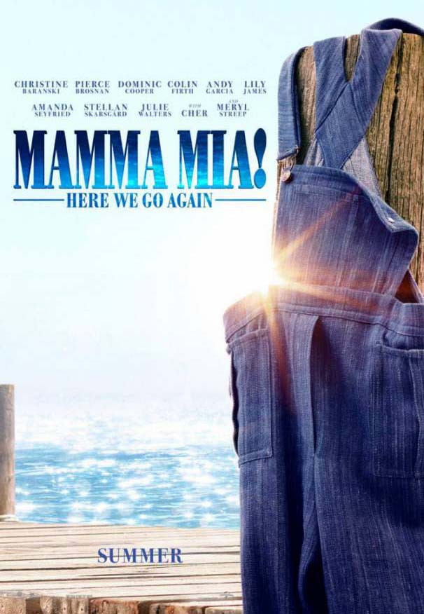 Mamma Mia! Here We Go Again (2018) Movie Online