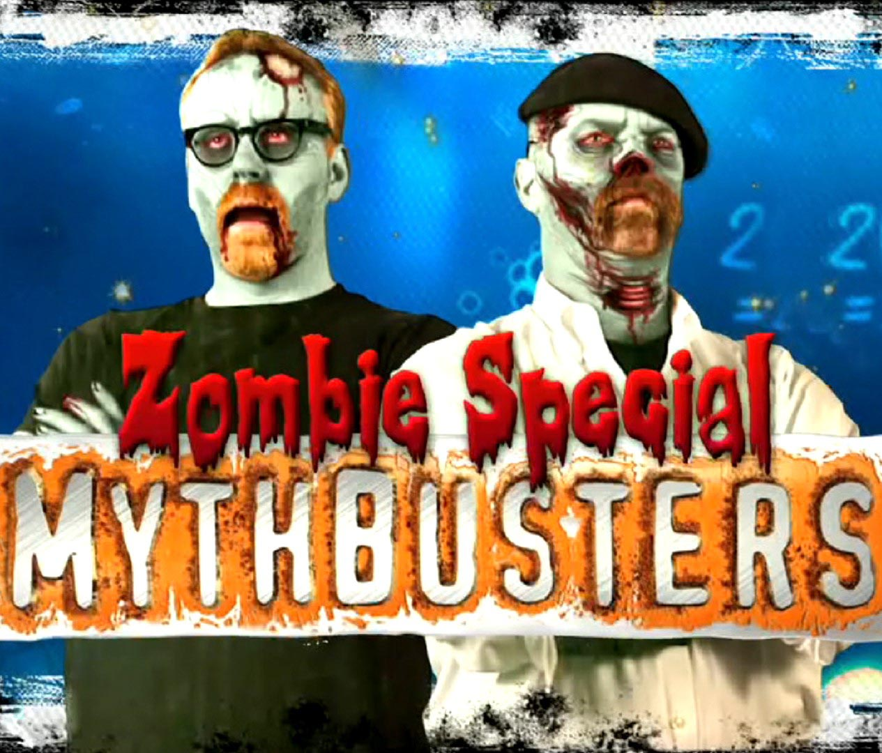 Mythbusters - Zombie Special