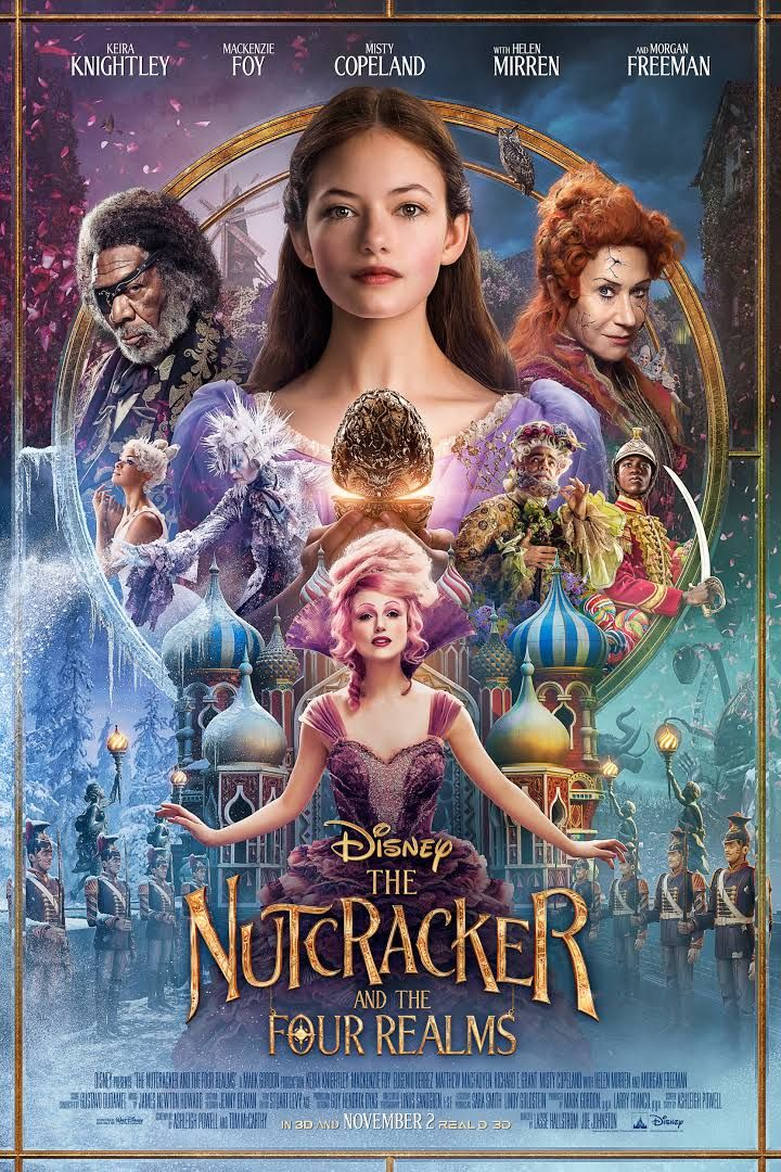 The Nutcracker and the Four Realms (2018) Watch Full Video Free Online