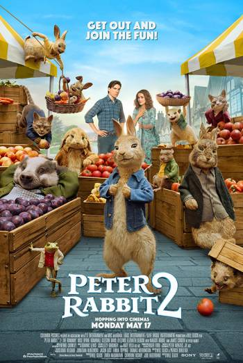 Peter Rabbit 2: The Runaway Movie poster Free Online