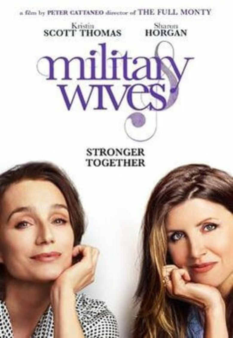 Military Wives 2020 Movie poster Free Online