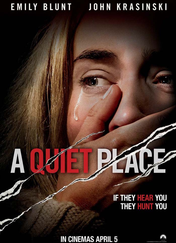 A Quiet Place (2018) Full Movie Free Online