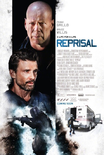 Reprisal (2018) - Movie Trailer Video