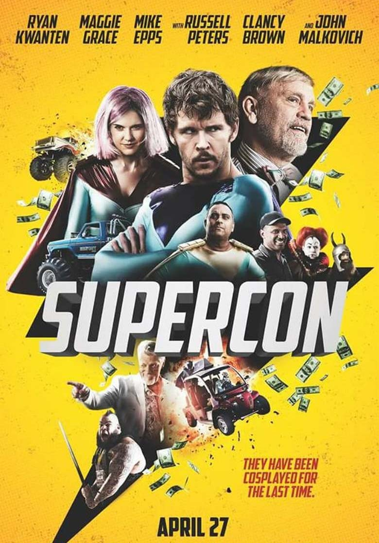 Supercon (2018) Full Movie Free Online