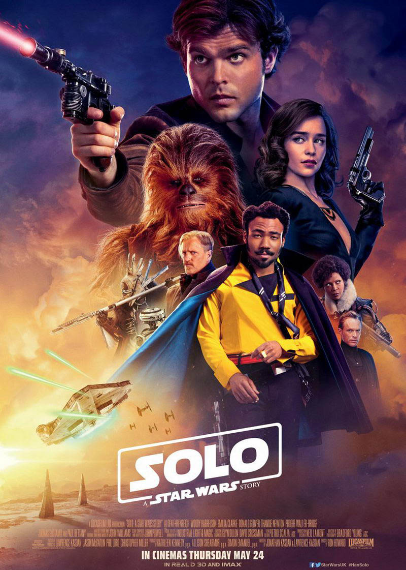 Solo: A Star Wars Story (2018) Full Movie Free Online