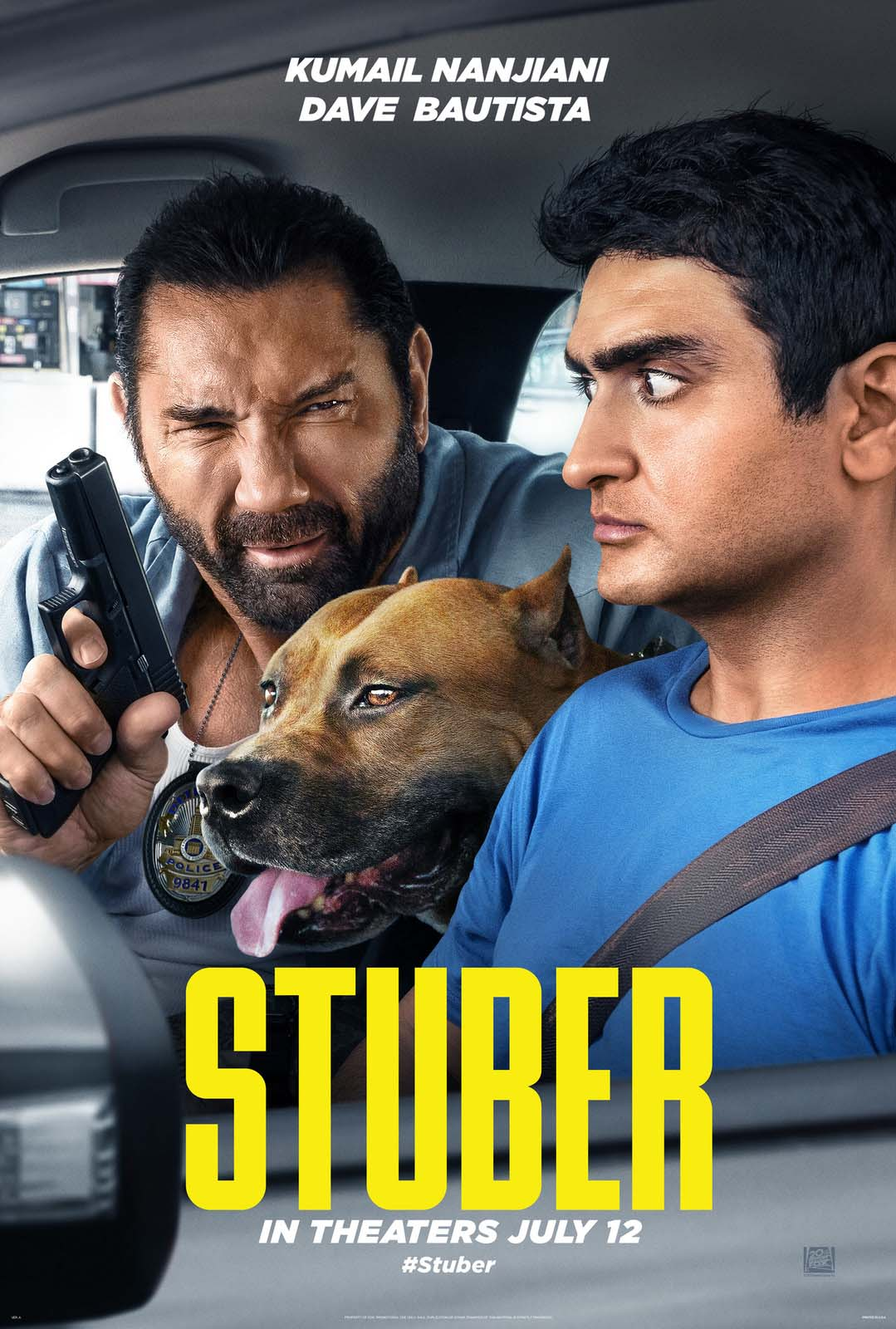 Stuber (2019) Official Full Movie Free Online